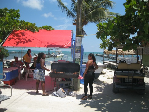 BBQ on the Beach