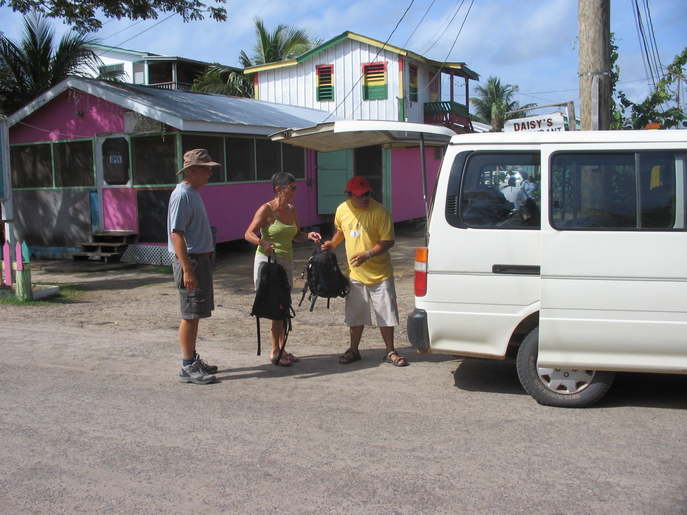Cost To Rent A Car In Belize