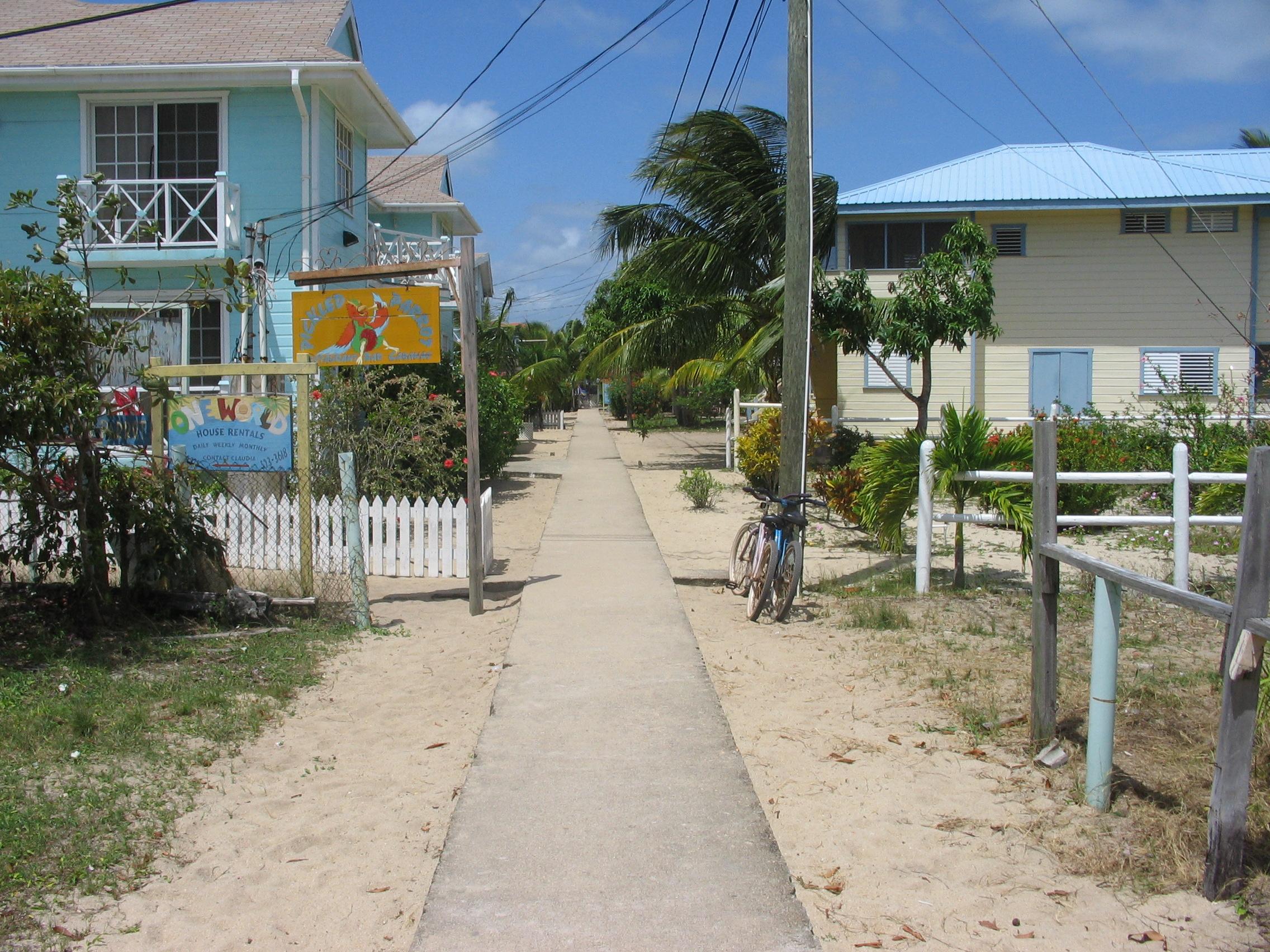 Caribbean Adventure 3 Placencia Village How To Get