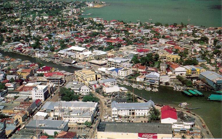belize city image south end