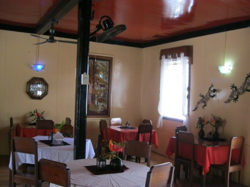 The Serendib Restaurant, New Management