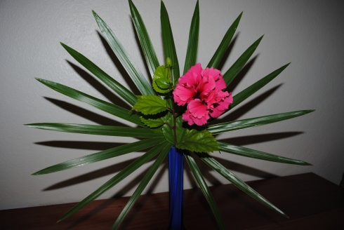 Arrangement by Luciana - photo by Senneker