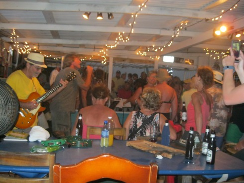 Barrier Reef Sports Bar, Caye Caulker