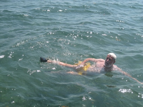 The Old Man in the Sea
